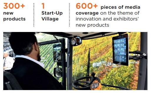 Technological innovation at SITEVI