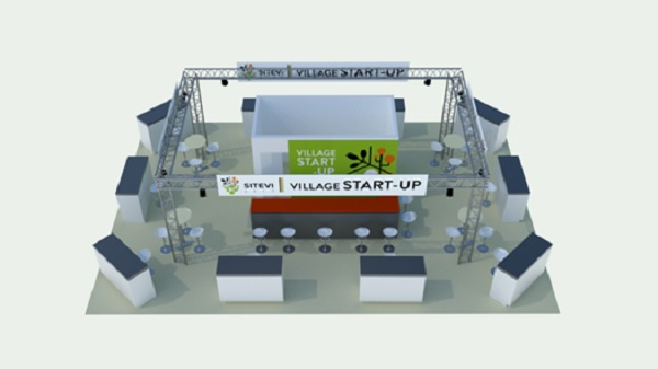 Visuel village start-up SITEVI