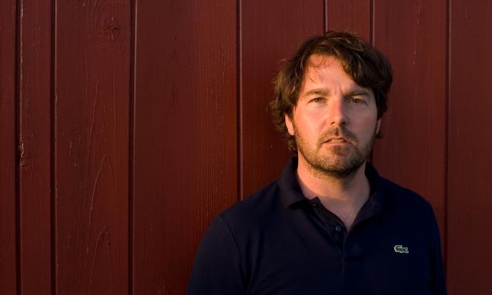 Portrait d'Emmanuel Poirmeur